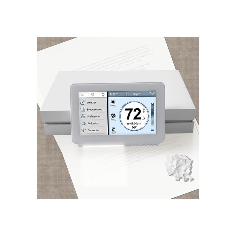 Termostat LUX PSPA711